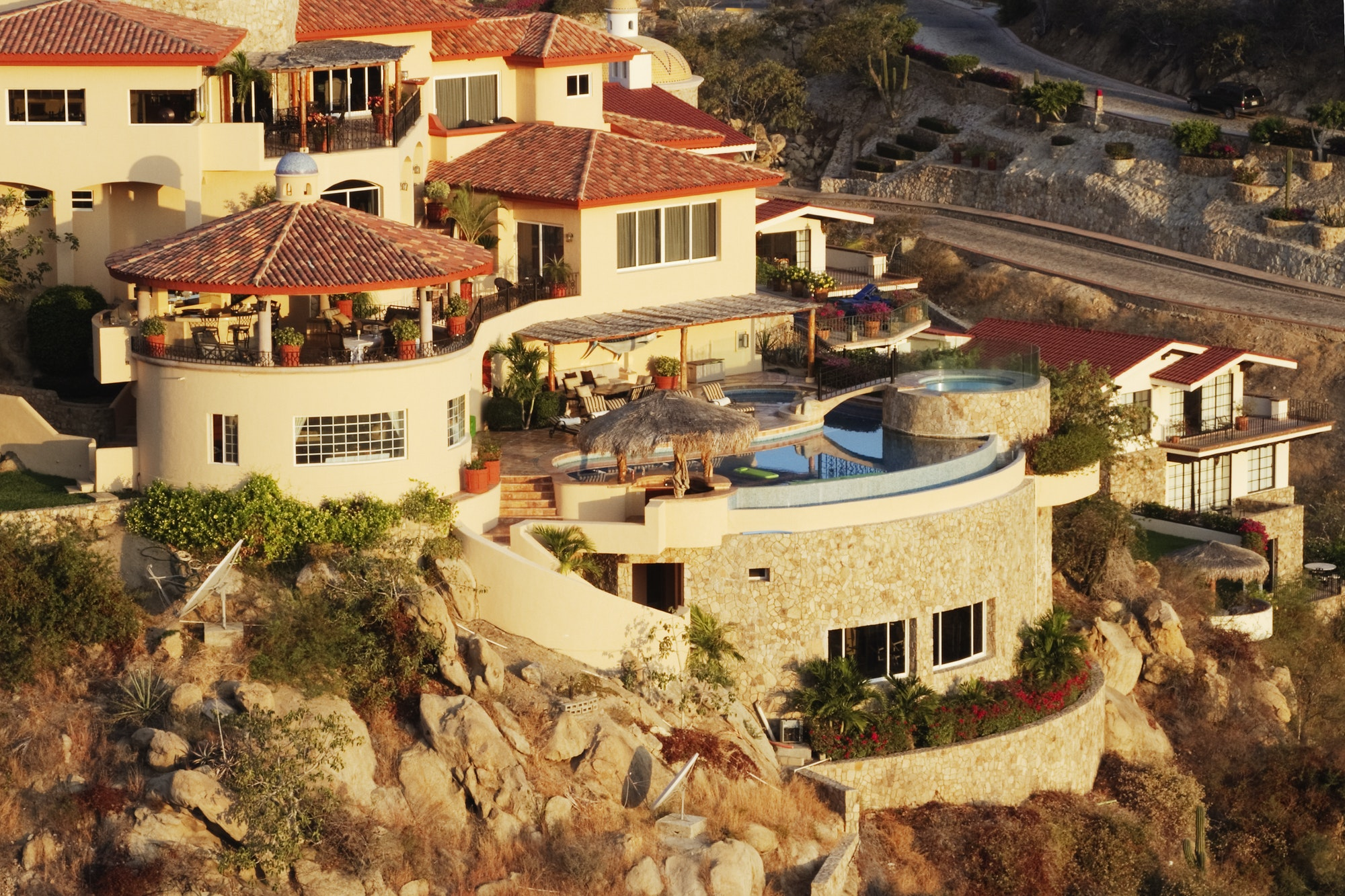 Luxury Home on a Hill