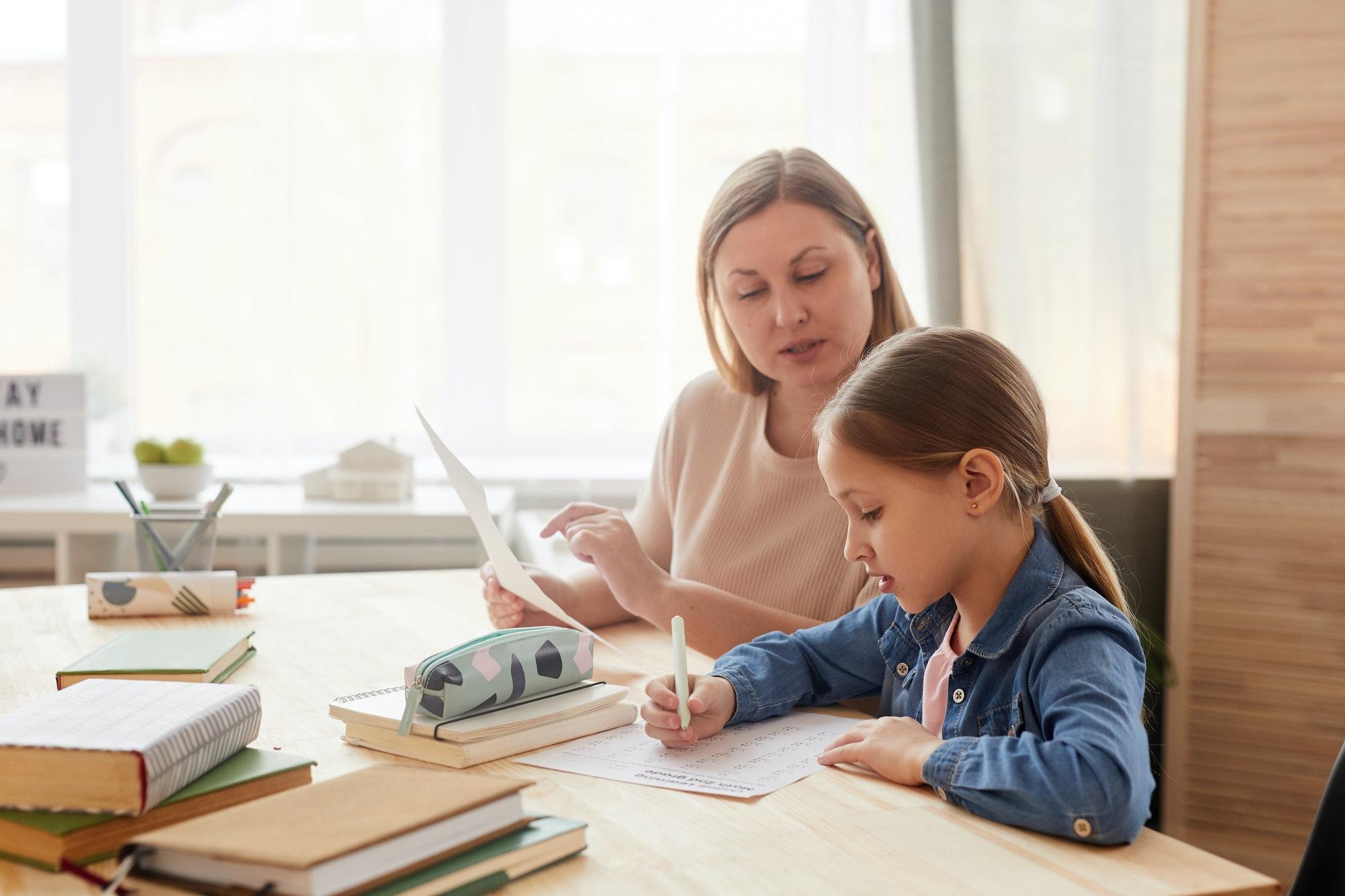 Homeschooling Lesson