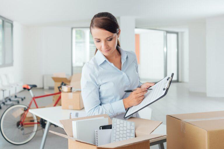Office relocation checklist