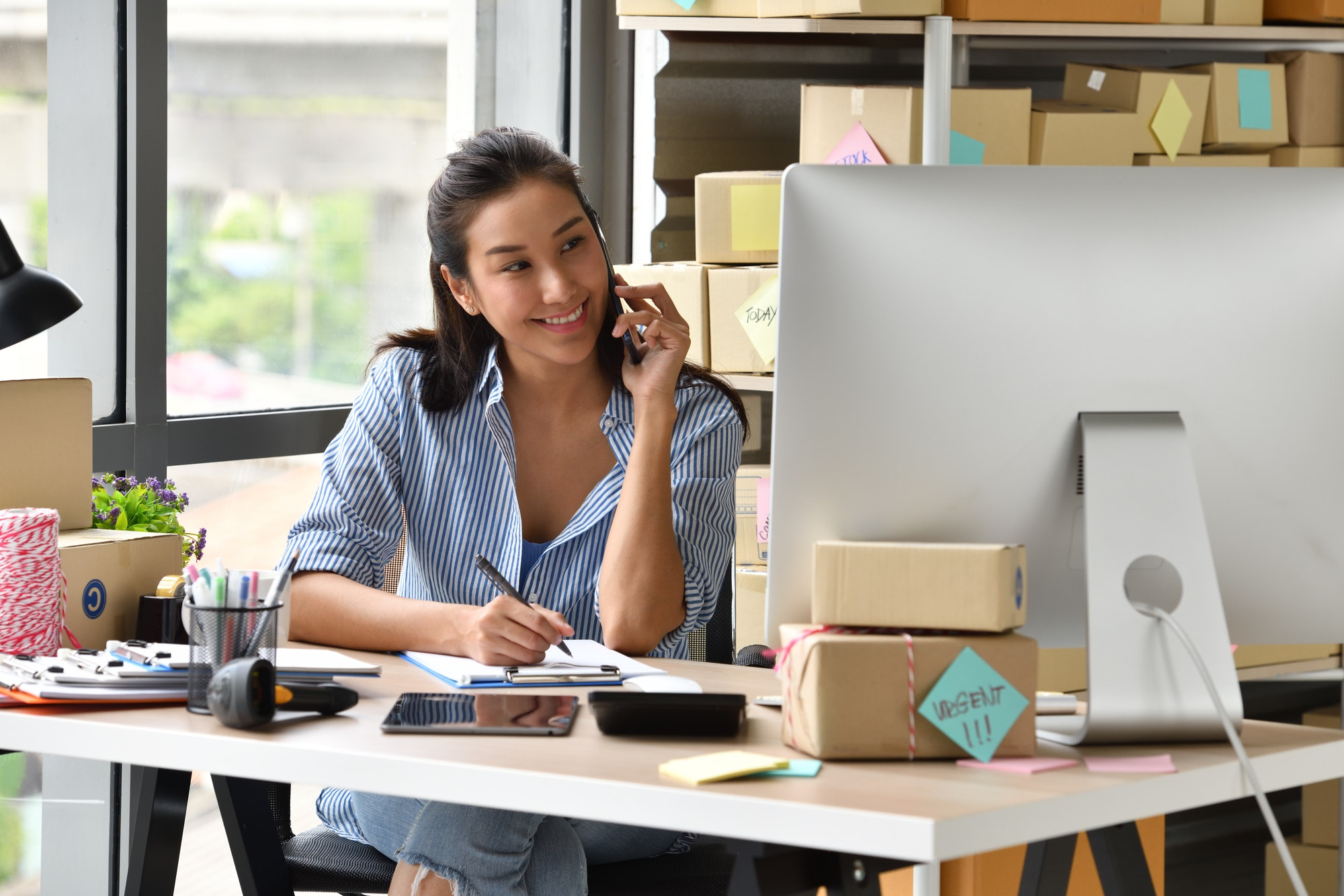 Business woman, Entrepreneur